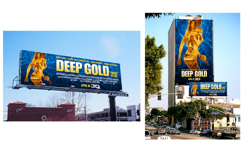 Deep Gold Outdoor