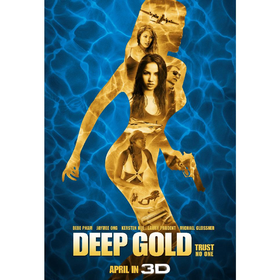 Deep Gold Keyart 1