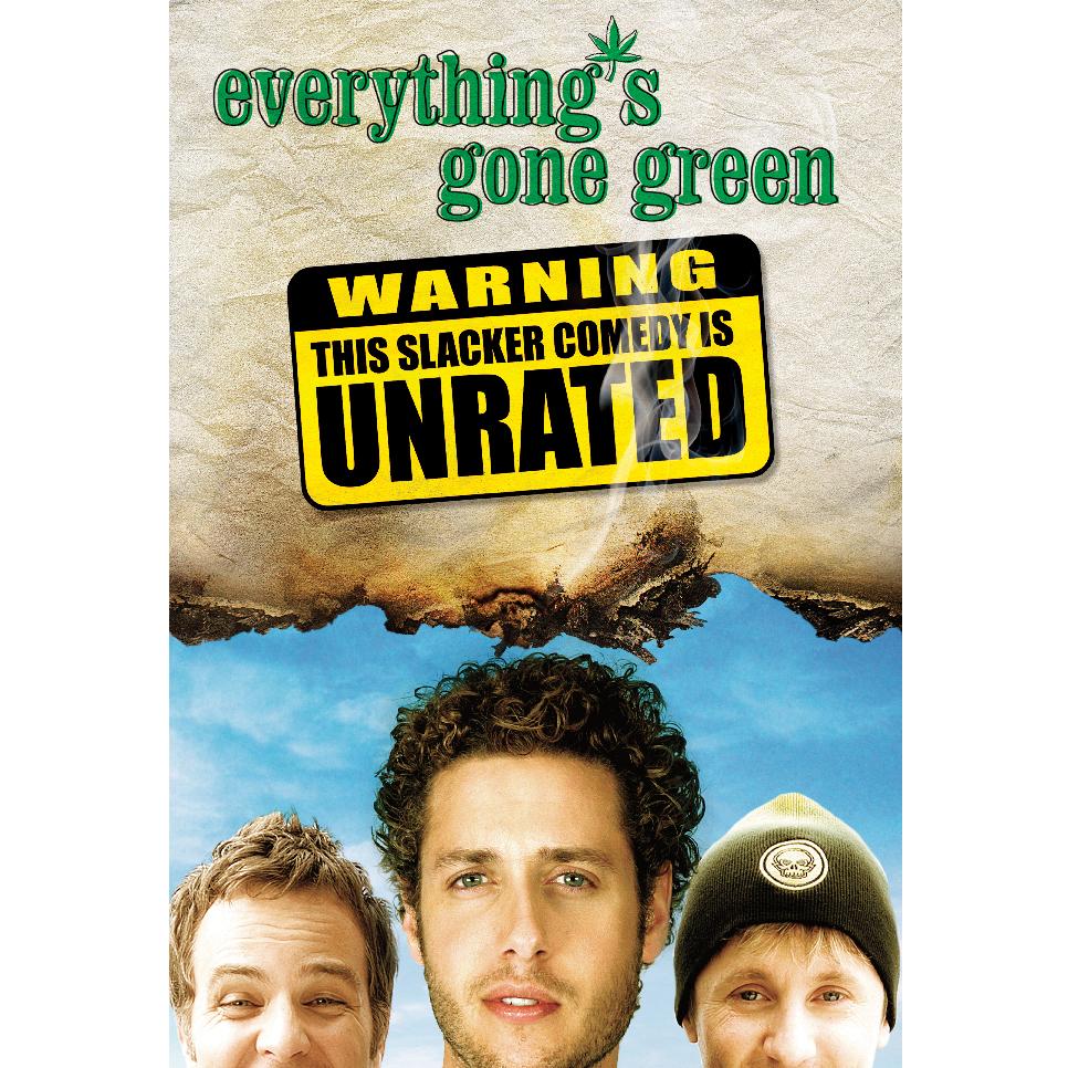 Everythings Gone Green Keyart