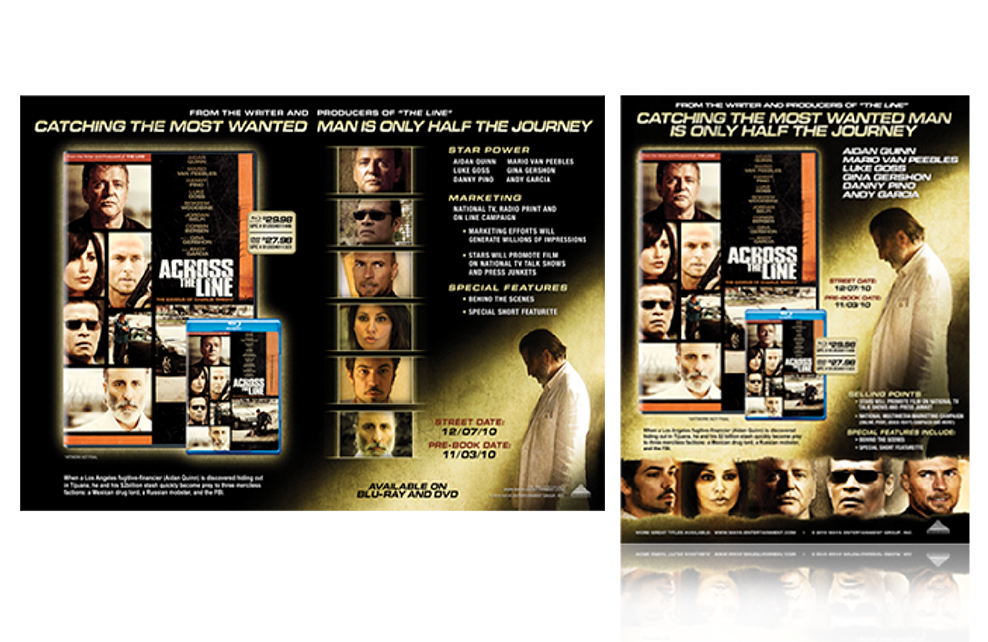 Film Industry Sell Sheets