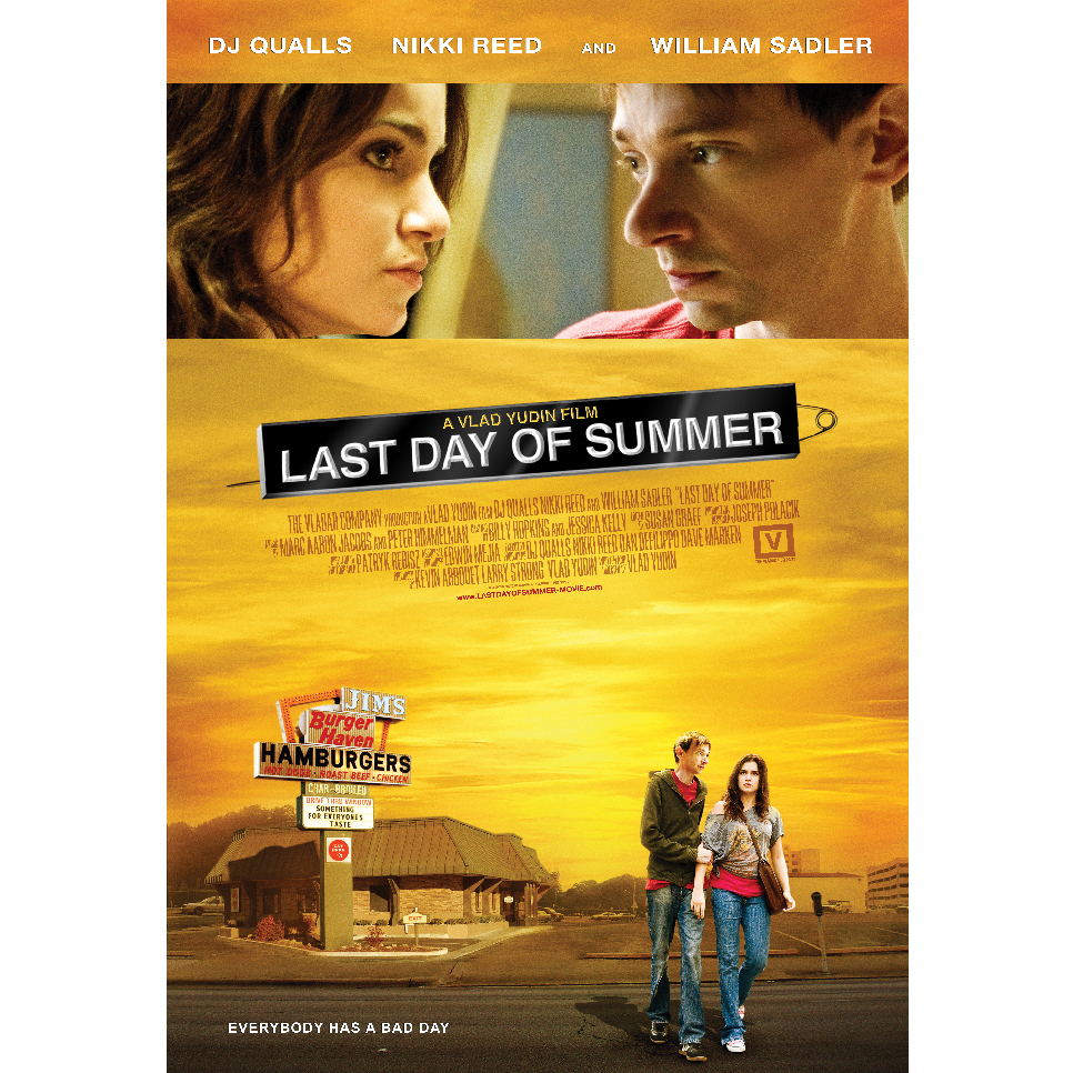 Last Day of Summer Keyart