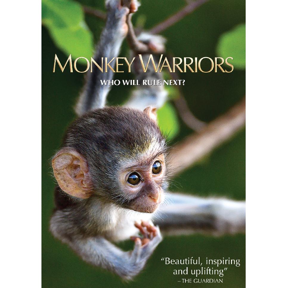 Monkey Warriors Keyart