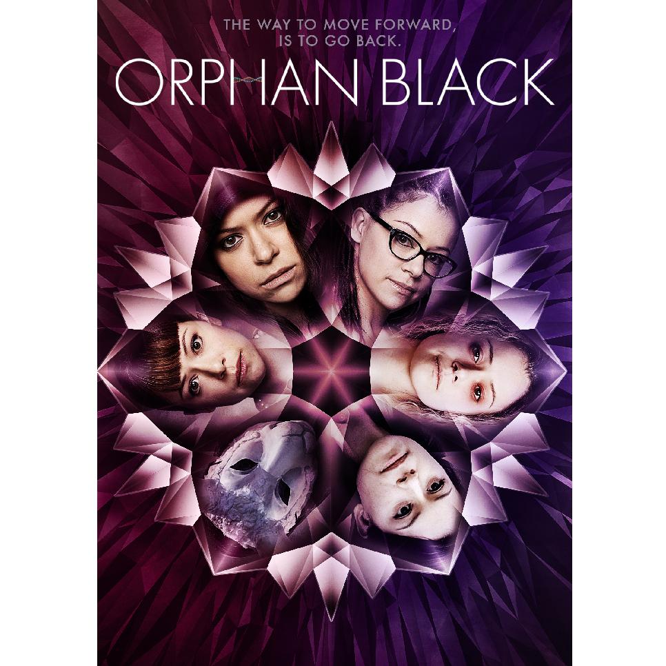 Orphan Black Season 4 Keyart