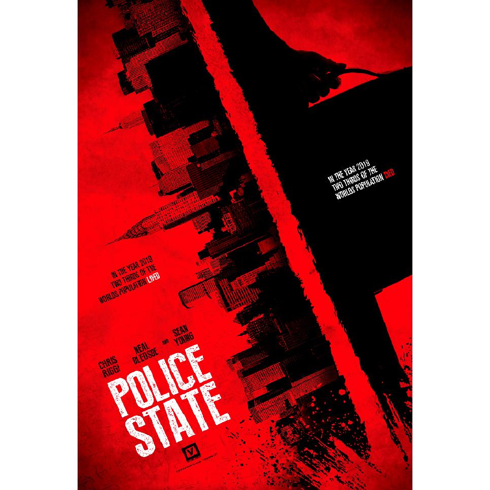 Police State Keyart