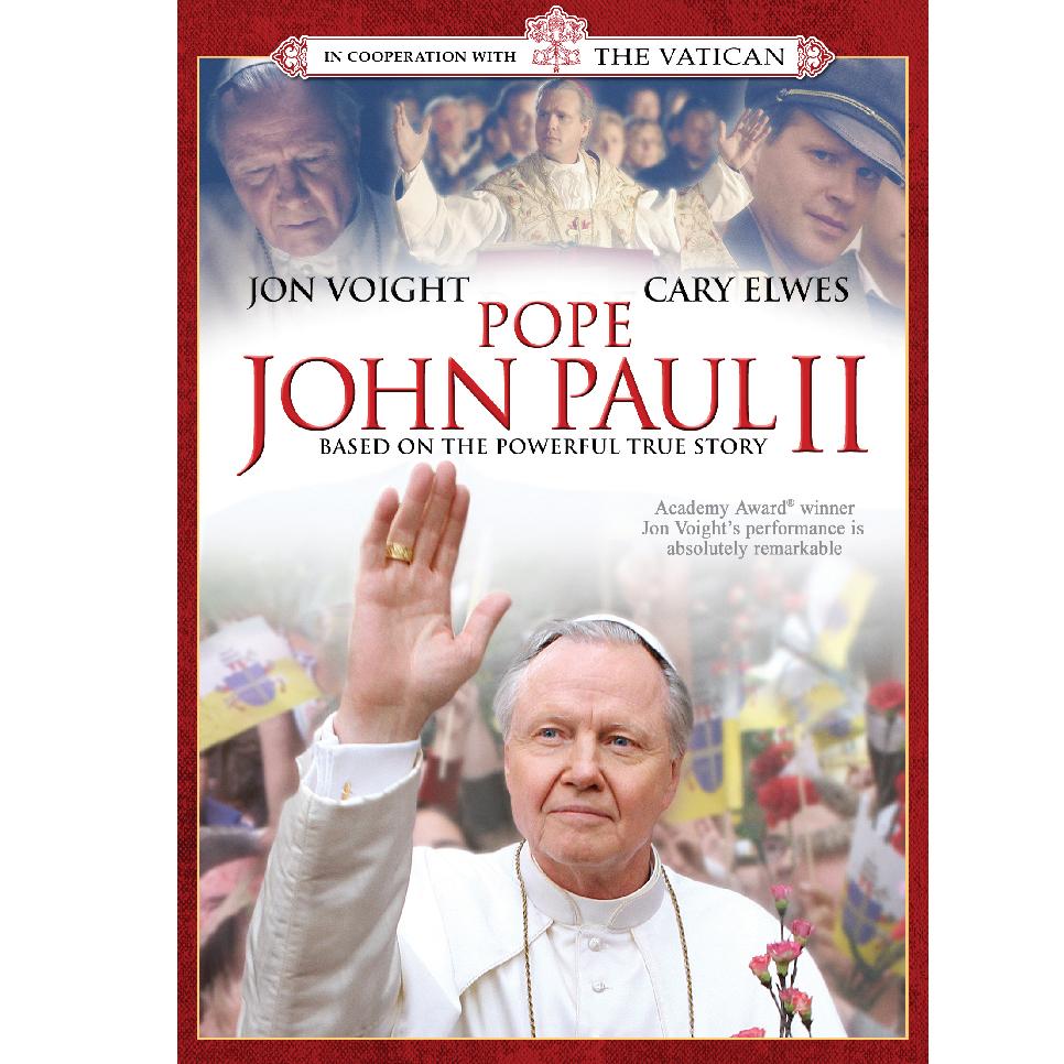Pope John Paul 2 Keyart