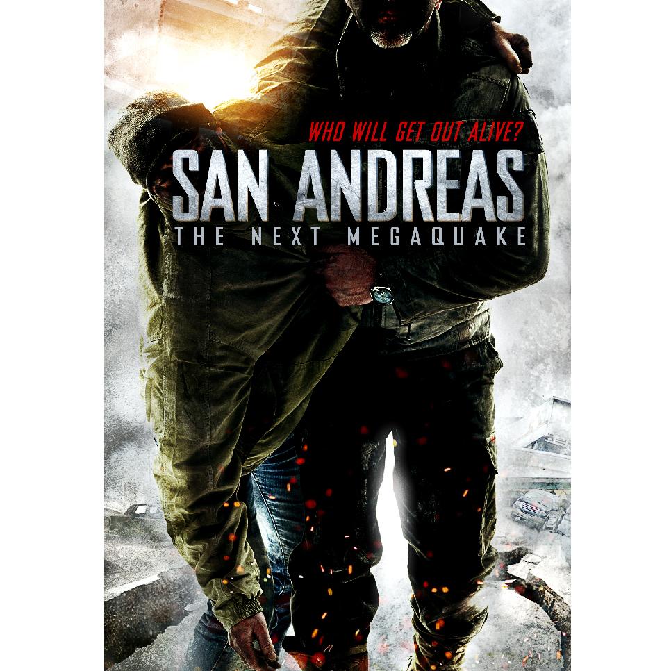 San Andreas Keyart 1