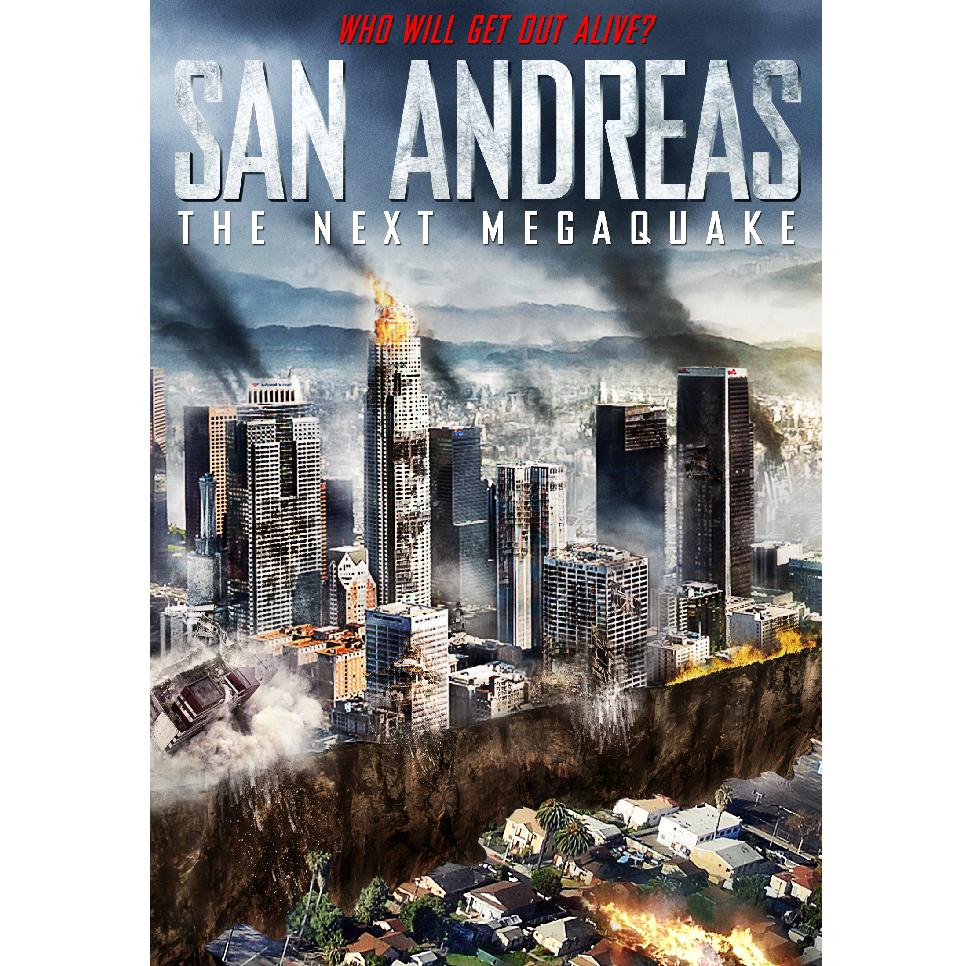 San Andreas Keyart 2