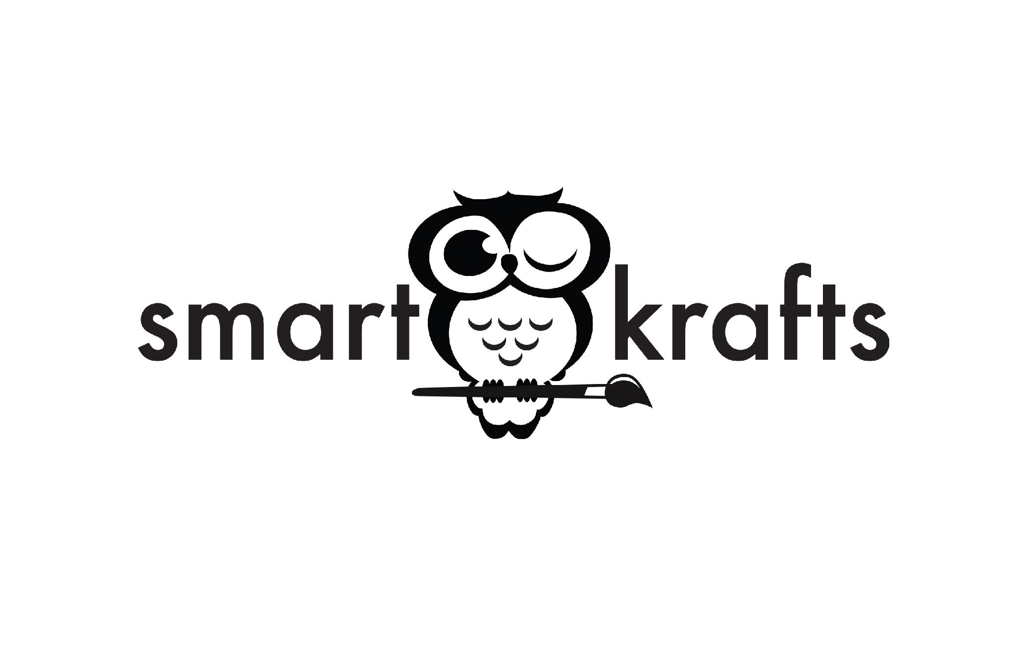 Smart Krafts Logo Design