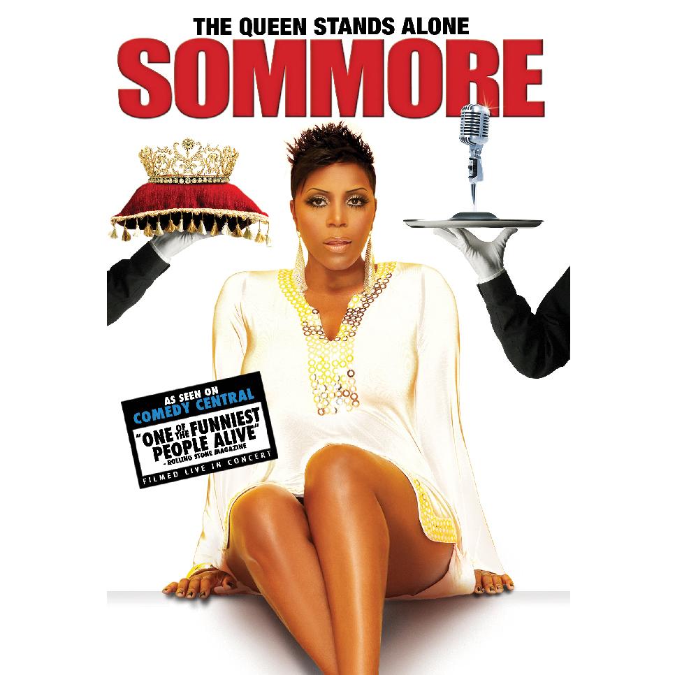 Sommore Keyart