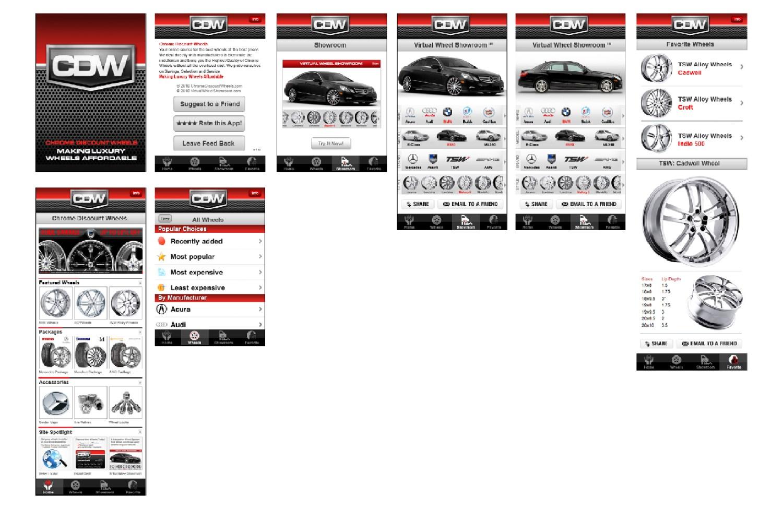 Virtual Wheel Showroom by Chrome Discount Wheels 3