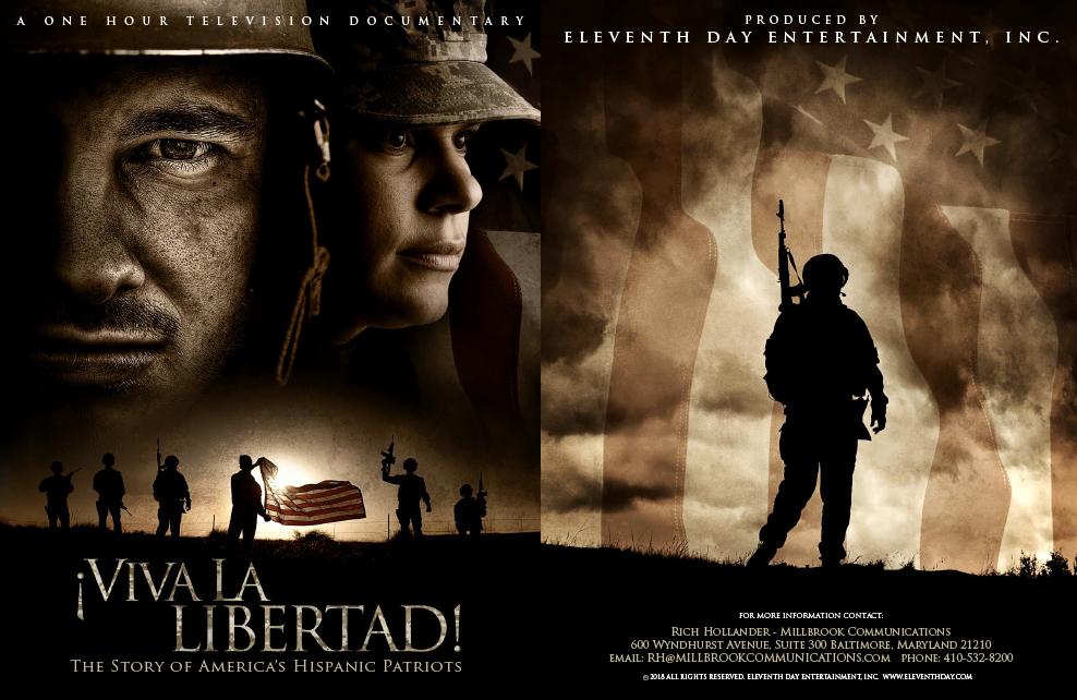 Viva La Libertad Press Kit 1