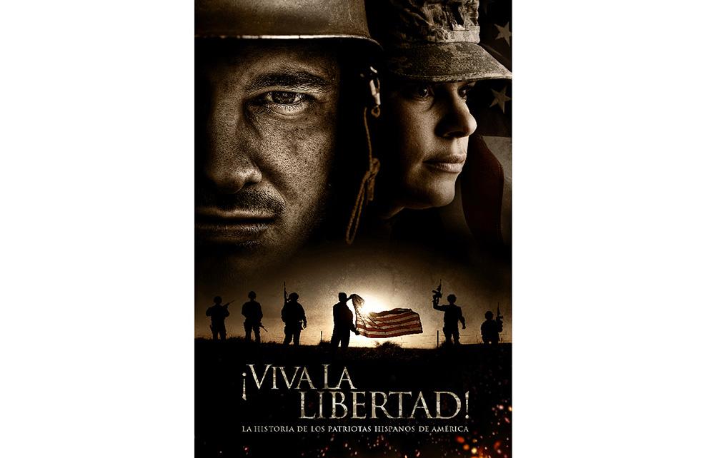 Viva La Libertad - Keyart