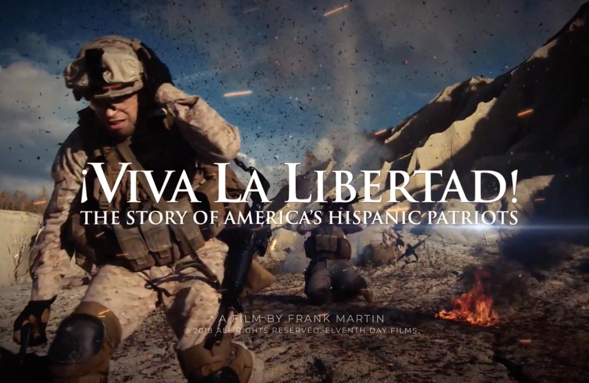 Viva La Libertad Teaser Trailer