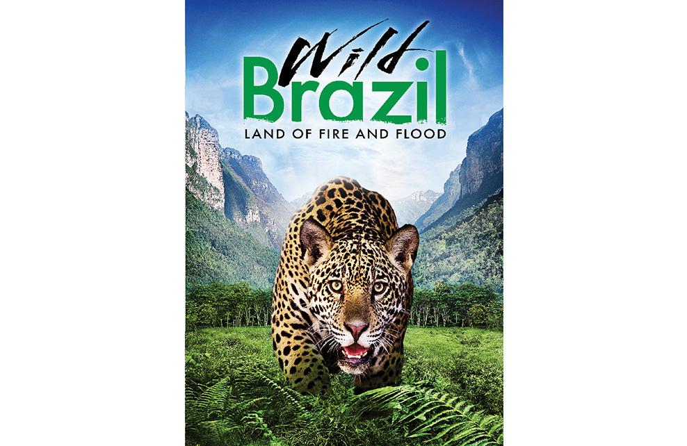 Wild Brazil- Keyart