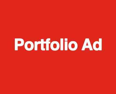 Shine Design - News - Portfolio Ad