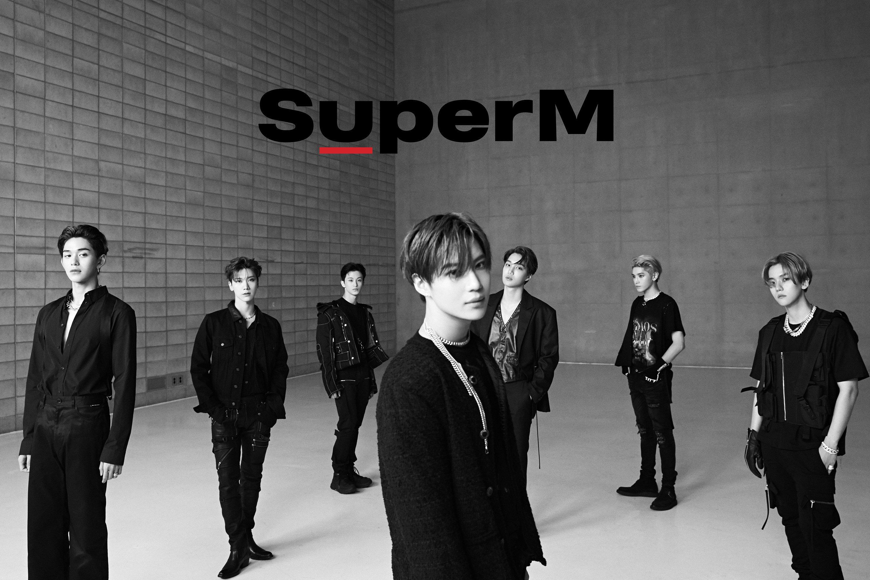 Taemin: SuperM 1st Mini Album 8/4 Release Info~!