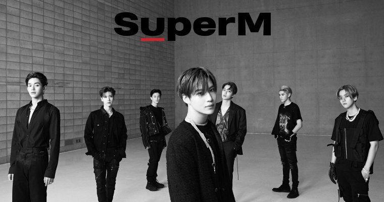 Taemin: SuperM 1st Mini Album 8/4 Release Info~!