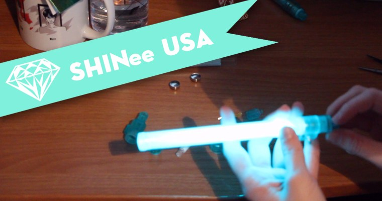 How to Fix Your SHINee/SM Pen Lightstick