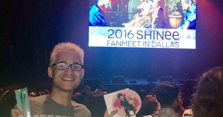 2016 Dallas Fanmeet: FanAccount