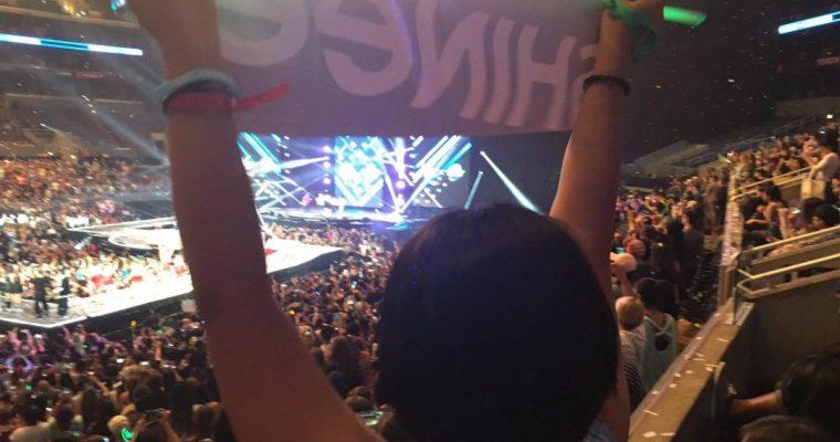 K-Con 2016 in LA: FanAccount