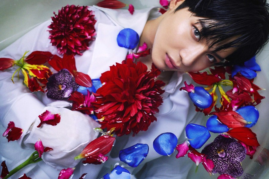 "Taemin: ""Flame of Love"" Release 7/18~!"