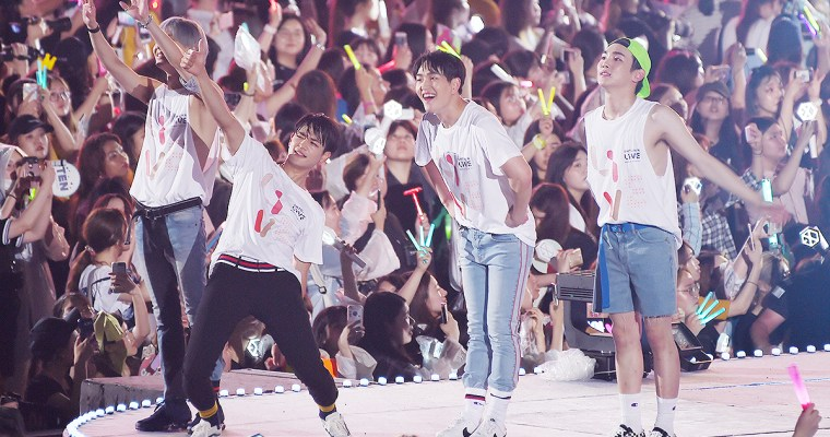 [Concert] SMTown Live World Tour VI