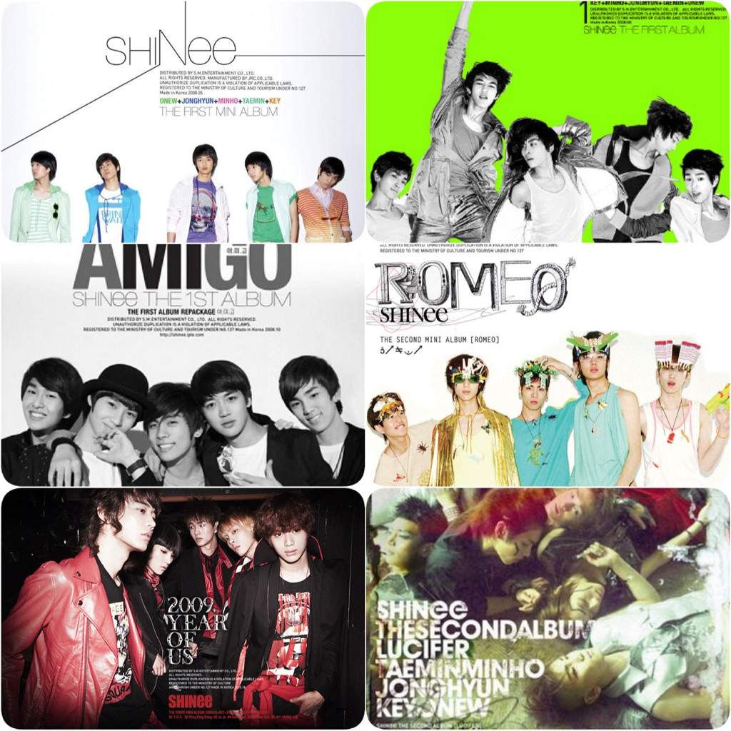 SHINee Best of the Best Playlist: Poll #1 (Korean 2008-2011)
