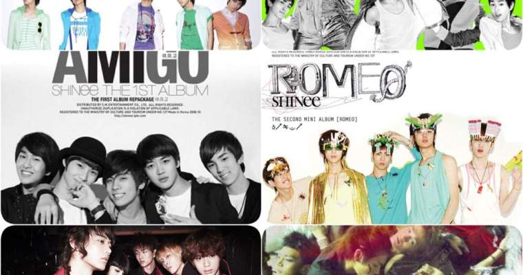 SHINee Best of the Best Playlist: Poll #1 (Korean 2008-2011)