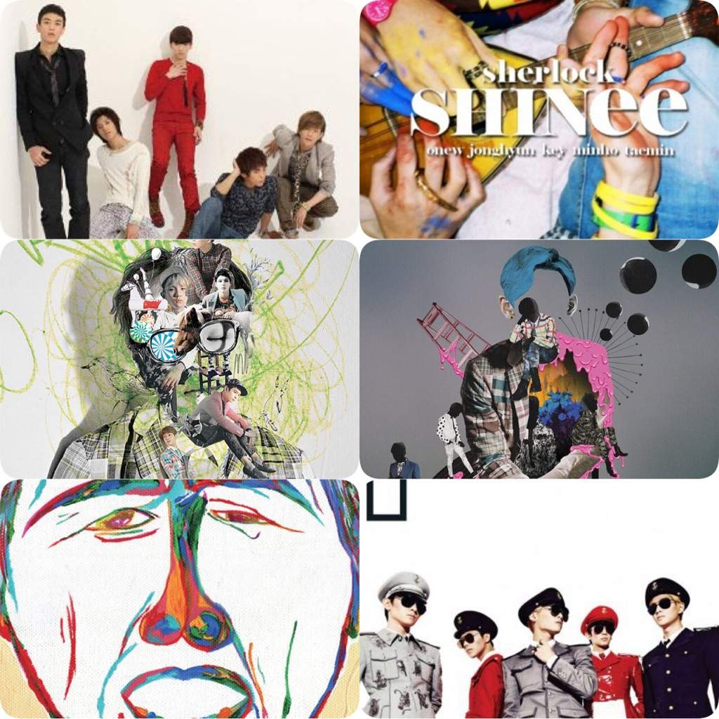 SHINee Best Of The Best Playlist: Poll #2 (Korean 2012-2017)