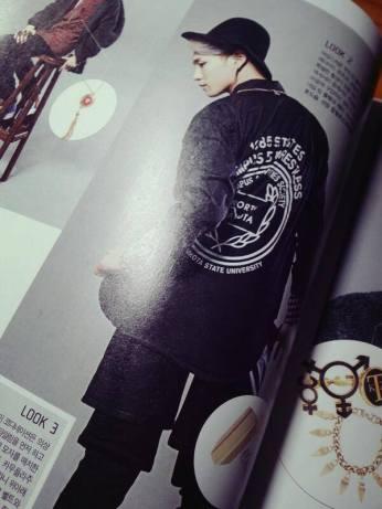 Revista The Celebrity5