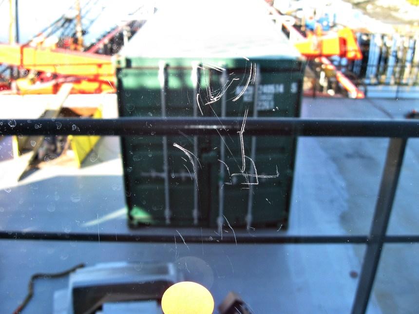 Scratched Glass Repair