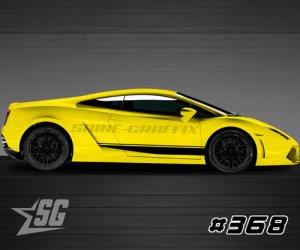 Lamborghini car graphics 368