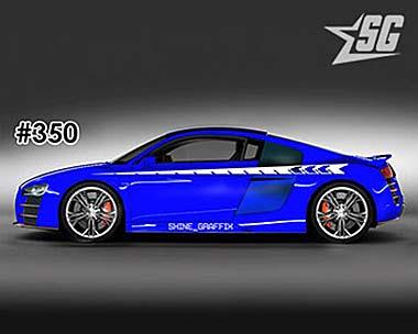 car graphic vinyl 350