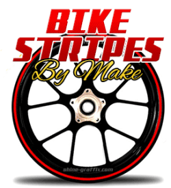 MOTORCYCLE Rim Stripes by MAKE