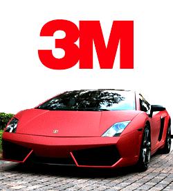 3M Car Wrap Film