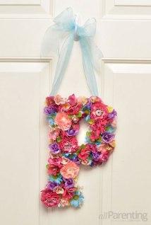 floral initial6
