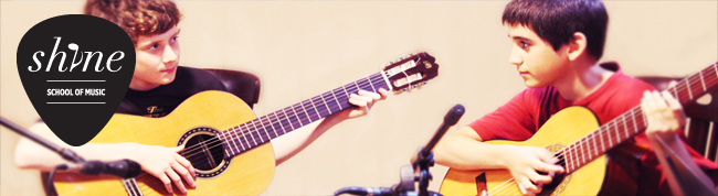 play guitar with your friends
