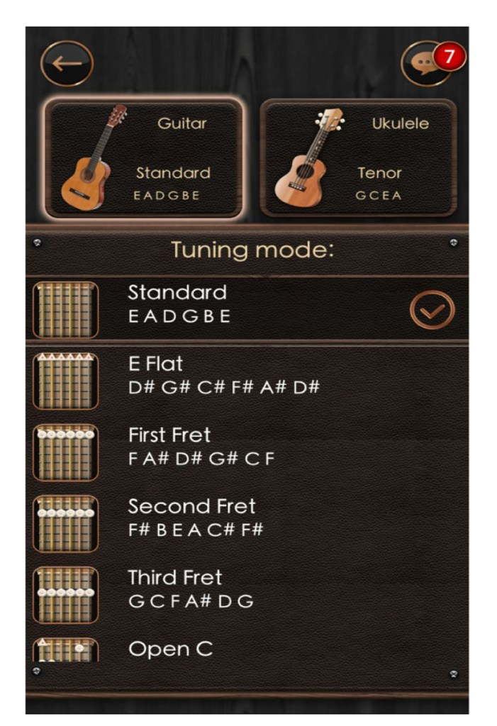 guitar apps for mobile