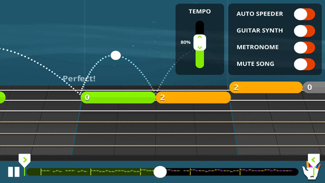 yousician guitar app