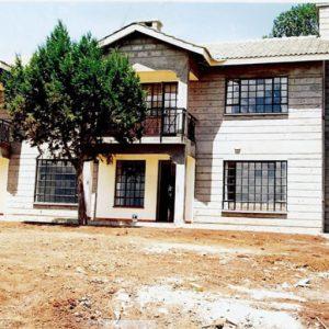 4 bedroom house Nairobi