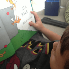 Letting Reading Take You on an Adventure