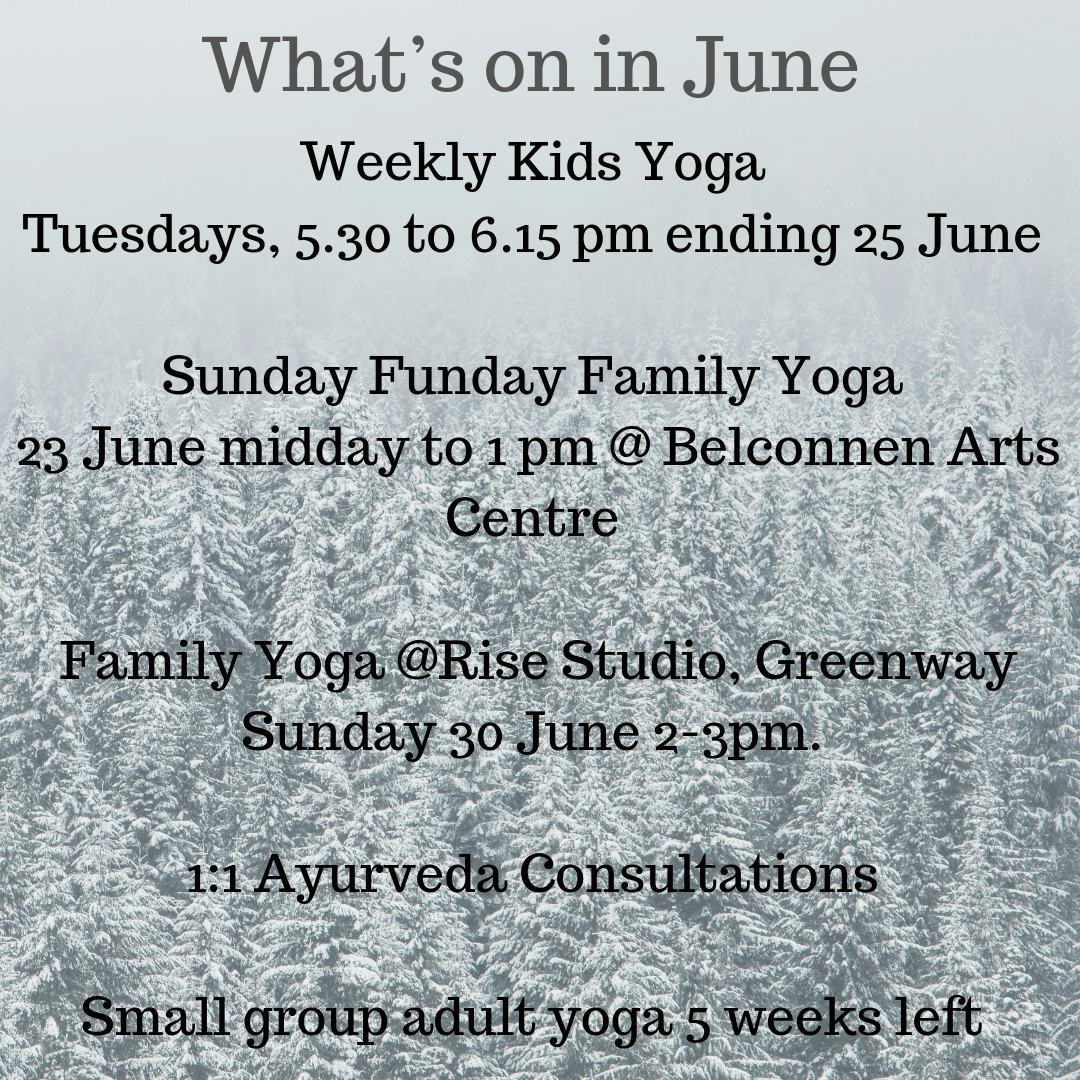 What's on in June with Shine Om