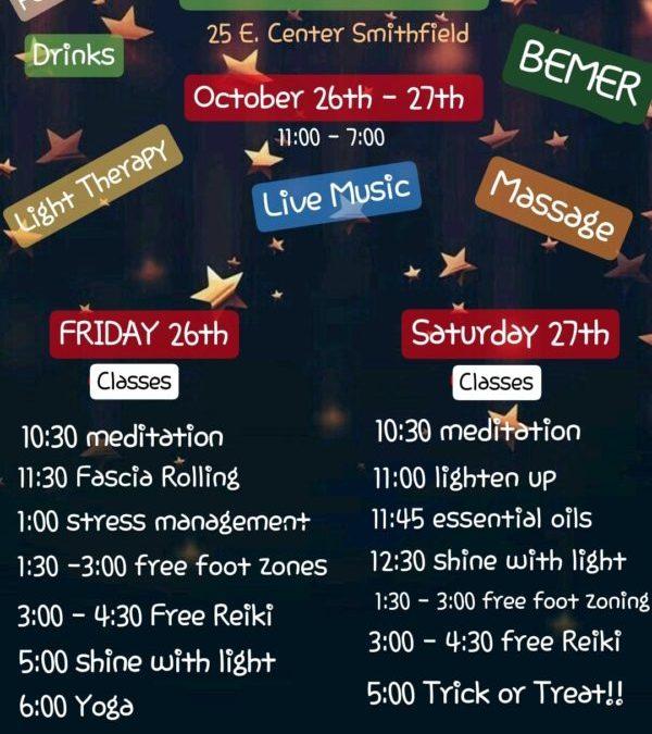 Free Light Session Demos – Hocus Pocus, Smithfield, Utah
