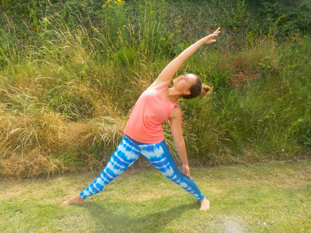 Vinyasa Flow Sequence to Open Your Side Body