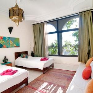 Yoga Retreat Morocco Beautiful Room