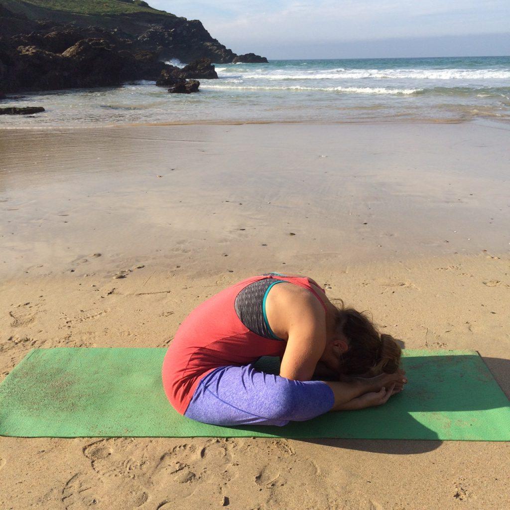 Yin Yoga Sequence - Shine Yoga