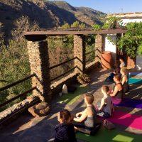 Yoga Retreat Andalucia Spain