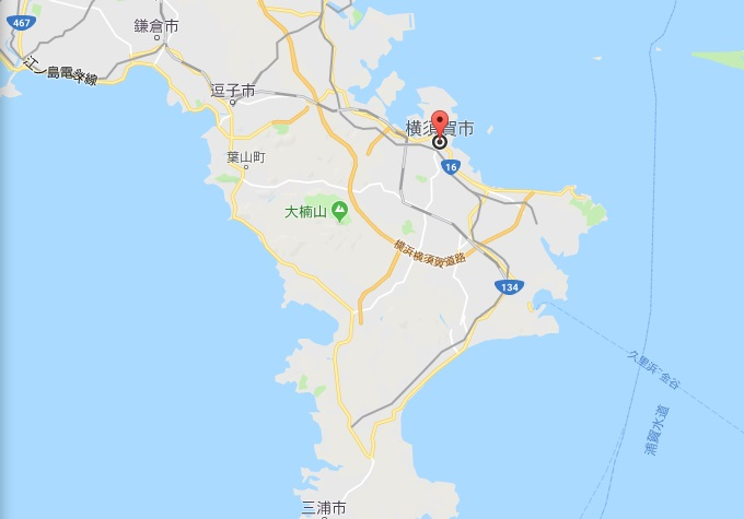 【Jeepラングラーで行く】田舎者の横須賀冒険譚Ⅰ