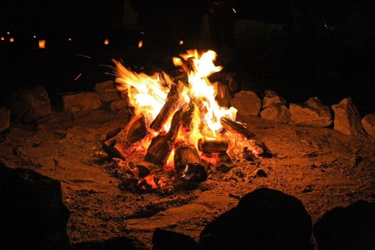 キャンプ好き芸人『ヒロシ』