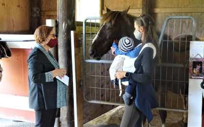 Shining Hope Farms Selected as North Mecklenburg Women's Club Gold Charity